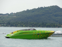 Performance 807 Sport Boat
