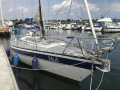 Helmsman Barracuda 35 Sailing Yacht