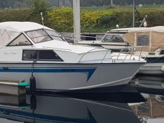 Chris Craft komplett renoviert Kajütboot