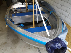 Buster XSR 20'' 2011 Working Boat