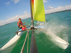 Hobie Cat 16 Catamaran