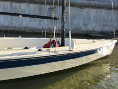 BWC Flying Fish II Sailing dinghy