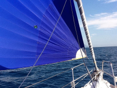 First 45 Sailing Yacht