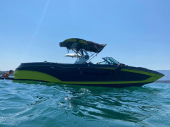 MasterCraft X24 - THE Family Surf Machine ! Wakeboard/Wakesurf