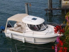 Quicksilver Pilothous 640 Pilothouse