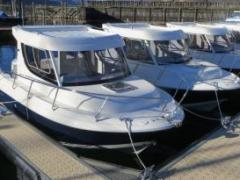 Atlantic Marine Adventure 660 Pilothouse Boat