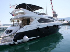 Sunseeker 63 MANHATTAN - 4 KABINEN - 2012 Flybridge