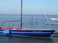 Weikert Forelle Sailing dinghy