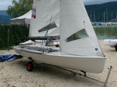 470er Sailing dinghy