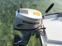 Honda BF6D Outboard