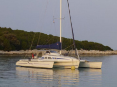 Quorning Dragonfly 920 Swing Wing Cruising Trimaran