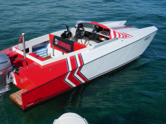 Steiner INDIE CAT 460 Powercatamaran