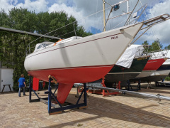 Carter 30 Kielboot