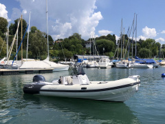Ranieri International sport 21S cayman Bateau de sport