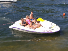 Sea-Doo Speedster Speedboot