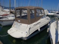 Stingray 250 CS Deck Boat