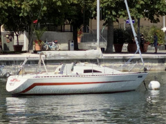 Portier Popcorn Sailing Yacht