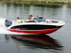 Four Winns HD 220 OB RS Motoryacht
