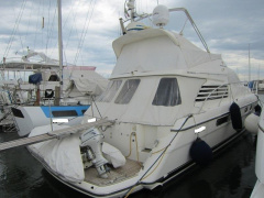 Fairline 50 Squadron Flybridge