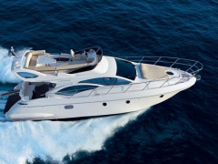 Azimut 43 Fly   EW 2009 Flybridge