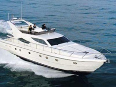 Ferretti 620 Fly Flybridge
