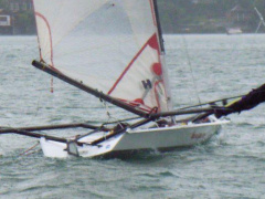 Ovington Boats Musto Performance Skiff Jolle