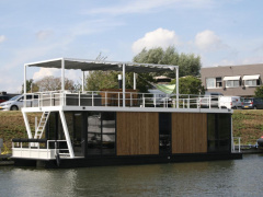 Luxury Houseboat Woonboot