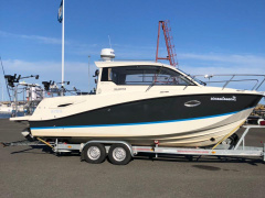 Quicksilver (Brunswick Marine) Quicksilver Cruiser 705 Activ Kajütboot
