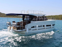 Cobra Yachts Futura 40 Grand Horizon Flybridge