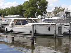 Greenline 33 Hybrid Ready Hausboot