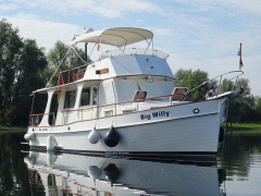 Grand Banks 36 Europa Flybridge