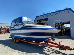 Sea Ray 250 Sundancer Motorboot Mercruiser 454 M Cabin Boat