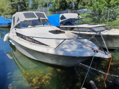JANS ENTRY Deck Boat