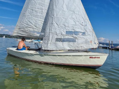 Kielzugvogel Bj. 86 Keelboat