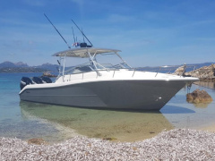 Triton USA,  351XD EXPRESS FISHERMAN Fishing Boat