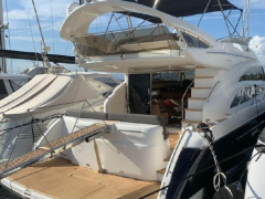 Princess 58 Flybridge Flybridge