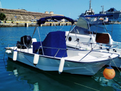 Boston Whaler Montauk 190 Fishing Boat