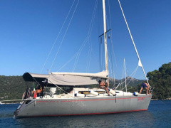 Barberis Show 36 Sailing Yacht