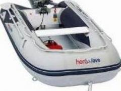 Marine Yachting Honwave T 40 - Ae Dinghi