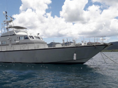 Guy Couach Vedette rapide de 28m  de surveillance Working Boat
