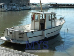 Rhea 750 TIMONIER Pilothouse