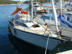 Dehler 31 TOP Cruising Yacht