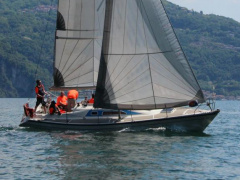Dehler 34 top Keelboat
