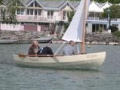 Dory 450 Rowing Boat