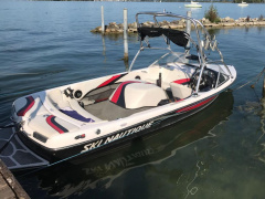 Correct Craft Ski Nautique 196 Sport Boat