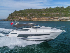 Fairline Targa 50 GT Hardtop