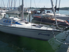 Dehler 34 TOP - Super Zustand Kielboot