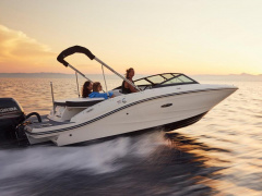Sea Ray 190 SPOE Bowrider-vene