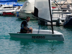 Reverso Dinghy Sailing Dinghy