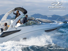 REGAL 26 EXPRESS Speedboot